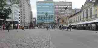 Plano de retomada é negociado entre a Prefeitura e as empresas | Foto: Alina Souza/CP