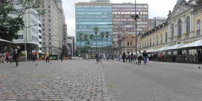 Plano de retomada é negociado entre a Prefeitura e as empresas   Foto: Alina Souza/CP