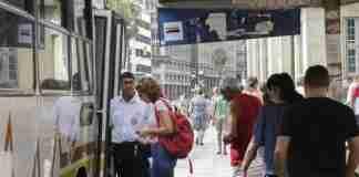 EPTC registrou aumento de 11% na circulação de passageiros   Foto: Cristine Rochol/PMPA