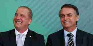 Onyx Lorenzoni fez defesa do discurso do presidente Jair Bolsonaro diante das medidas de restrição de atividades | Foto: Marcos Corrêa/PR