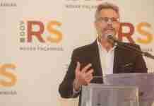 Secretário Faisal Karam falou sobre a retomada das aulas na rede estadual em entrevista à Rádio Guaíba | Foto: Felipe Dalla Valle/Palácio Piratini
