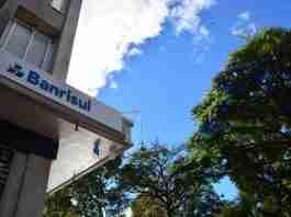 Resultados do primeiro trimestre do Banrisul foram apresentados pelo Governo do Estado   Foto: Guilherme Testa/CP Memória