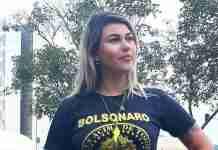 Ativista bolsonarista conhecida como Sara Winter se apresenta como ex-feminista | Foto: Instagram/Reprodução