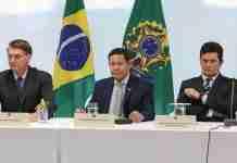 Moro apontou vídeo como prova de acusações contra Bolsonaro | Foto: Marcos Corrêa/PR