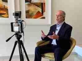 Ciro Gomes concedeu entrevista à Rádio Guaíba nesta terça (02)   Foto: Divulgação