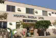 Terceiro óbito por Covid-19 em Pelotas foi de paciente internado no Hospital Escola da UFPel | Foto: Divulgação/UFPel
