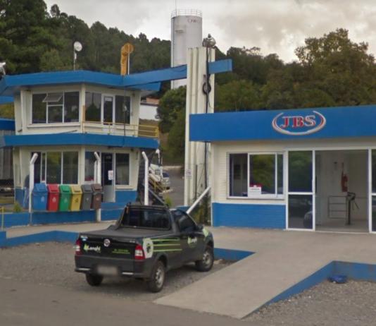Sede da JBS, no bairro de Ana Rech, em Caxias do Sul   Foto: Reprodução/Google Street View
