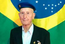 Pracinha Pedro Rossi tinha 99 anos e era natural de Ilópolis | Foto: Divulgação/CMS