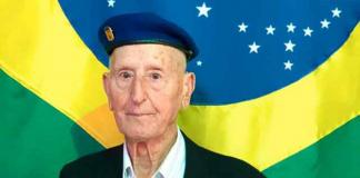Pracinha Pedro Rossi tinha 99 anos e era natural de Ilópolis   Foto: Divulgação/CMS