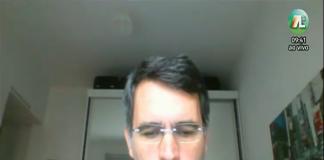 CCJ da Assembleia é presidida pelo deputado Fábio Branco (MDB) | Foto: Reprodução/TV Assembleia
