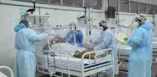 Cirurgias e tratamentos contra a Covid-19 são prejudicados pela falta de medicamentos | Foto: Ingrid Anne/Prefeitura de Manaus/Agência Câmara de Notícias