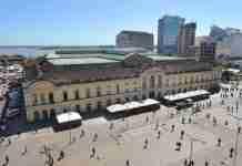 Mercado Público deverá ficar fechado por 15 dias a partir de segunda-feira (06) | Foto: Arquivo/Correio do Povo