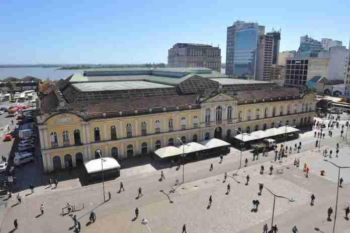 Mercado Público deverá ficar fechado por 15 dias a partir de segunda-feira (06)   Foto: Arquivo/Correio do Povo