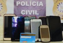 Operação policial. Nudes. Porto Alegre