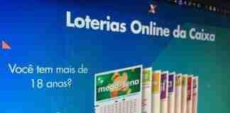 As seis dezenas sorteadas foram: 18, 54, 25, 06, 30 e 42 - Foto: Divulgação / CP